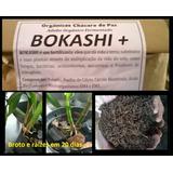 3 Kg Adubo Orgânico Bokashi +, Formulação Para Orquídeas