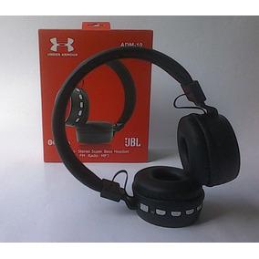 Audifonos Inalambricos Jbl Bluetooth Mp3 Recargable Adm10