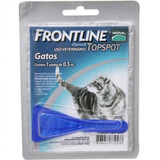 Pipeta Frontline Gato Top Spot (3 Unidades)