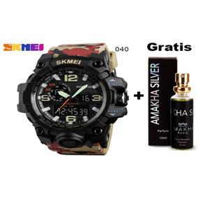 Relógio Masculino Skmei 1155 Original Prova D