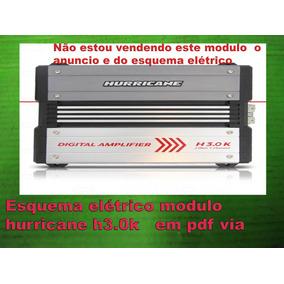 Esquema Modulo Hurricane H3.0k H 3.0k H3.0 Em Pdf Via Emai