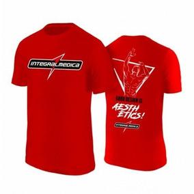 Camiseta Masculina Dry Fit - P-m-g-gg Integralmedica 507e3ee6fb6a8