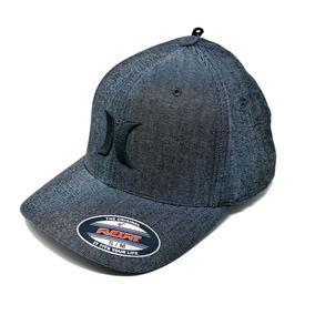 Gorra Hurley Blk Suite Gris Hats Fit In Anthracite Original