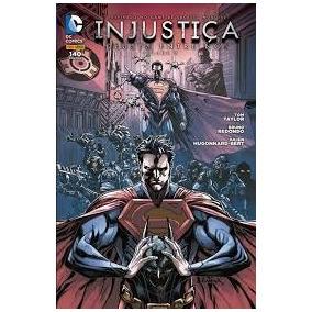 Injustiça Volume 3 Panini