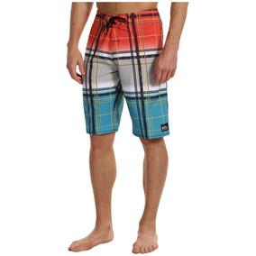 Boardshort Quiksilver - Bermudas Masculinas no Mercado Livre Brasil f06b0b3655