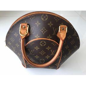 Bolsa Louis Vuitton Ellipse Autêntica Perfeita