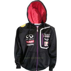 Blusa Jaqueta Frio Red Bull Masculina Infinti 2b0945083f947