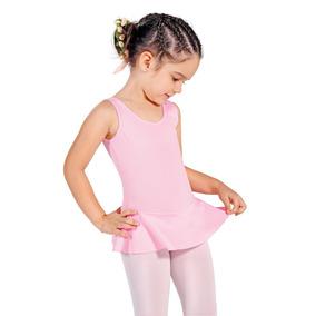 359b20e1e1 Lote Collant Ballet Infantil Só Dança!! Tamanho 4!!! Menina ...