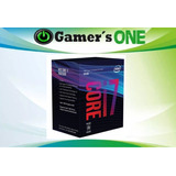 Procesador Intel Core I7 8700 Octava Generación