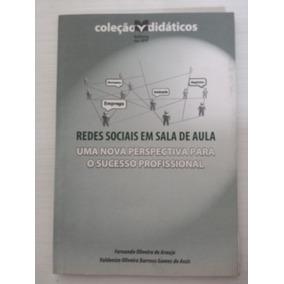 Livro Redes Sociais Em Sala De Aula