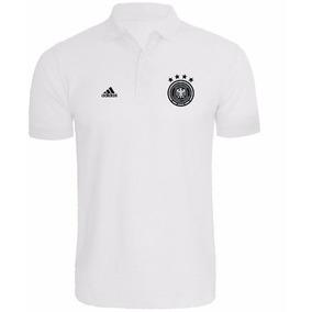 b4259386c5 Camisa Camiseta Polo Futebol Seleção Da Alemanha Promoção