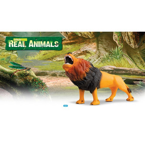 Leao Colecao Real Animals - Bee Toys