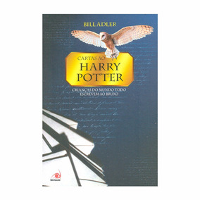 Harry Potter Livro Cartas Ao Harry Potter De Crianças Mundo