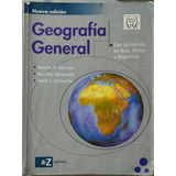 Geografía General - Serie Plata Editorial A-z