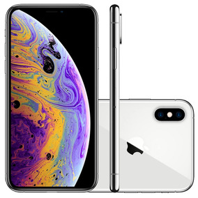 Smartphone Apple Iphone Xs Max 256gb Prata