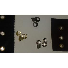 Kit C 1000 Ilhos Ferro N.51 Bx Prata,dourado E Ouro Velho
