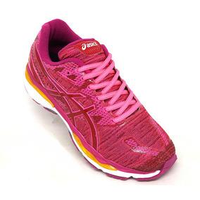 Tenis Asics Original Feminino Gel - Asics para Feminino Rosa no ... d8e2a8bf13506