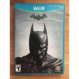 Batman Arkham Origins Wii U* Play Magic