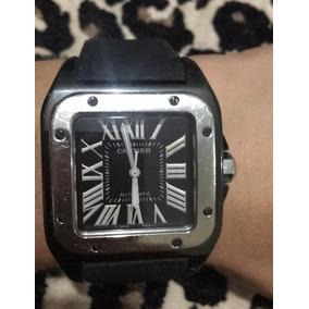 6192a11ffc9 Relogio Cartier Feminino Em Prata - Joias e Relógios no Mercado ...
