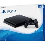 Ps4 Playstation 4 Slim 1tb Nuevo Sellado! Factura/370 Verdes