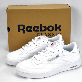 Reebok Tenis Classic Club C 85 100% Originales