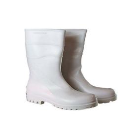 17005df25d562 Bota Pvc Branca Marca Bracol Nº 34 - Sapatos no Mercado Livre Brasil