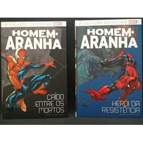 Homem Aranha - Caído Entre Os Mortos / Herói Da Resistência