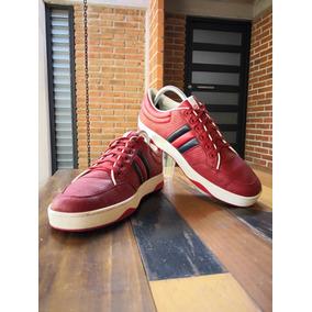 Tenis Gucci Rojos 28 Mx Perfecto Estado