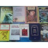 Harry Potter. Ana Frank. Casas Muertas. Paulo Cohelo Y Más