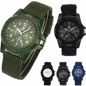 4x Relógio Militar Gemius Army Sport Exército - Frete Grátis