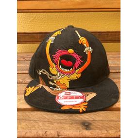 Boné New Era The Muppets Preto - Acessórios da Moda no Mercado Livre ... c999897a237
