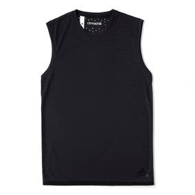 competitive price ccb52 942de Camiseta adidas Sin Mangas Climachil Hombres Original Ab6318