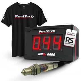 Fueltech Wideband O2 Nano Lsu 4.2 Com Sonda Chicote 2 Metros