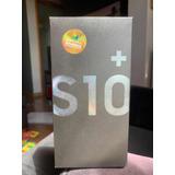 Samsung S10+ Plus 128 Gb Novo Lacrado