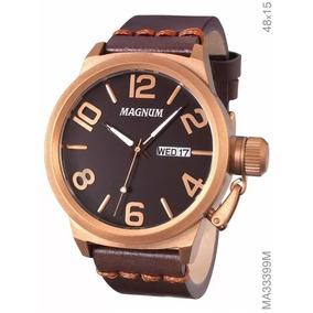 92618e65034 Relogio Magnum Esportivo Grande Masculino - Relógios De Pulso no ...