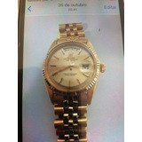 3019b7c9123 Rarissimo Rolex Presidente Glacier Blue no Mercado Livre Brasil