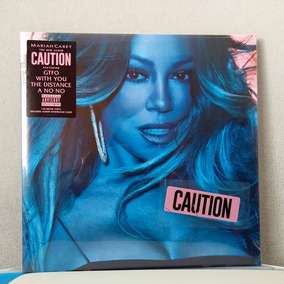 Mariah Carey Caution Pronta Entrega