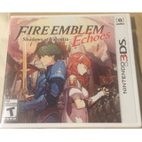 Fire Emblem Echoes - Shadows Of Valentia 3ds Sellado Stock