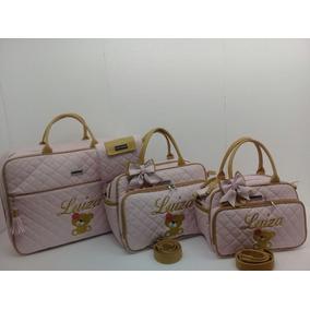 af915b0c9d Bolsa Maternidade Kipling Dourada Bolsas - Bebês em Paraná no ...