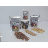Combo Carbo Mass Batatadoce Chips 600g, Palha 600g E Pó 900g