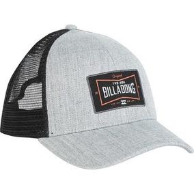 Boné Billabong Trucker - Bonés para Masculino no Mercado Livre Brasil 04ba1714791
