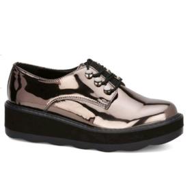 Zapatos Andrea Superficie Metalizada 2622828