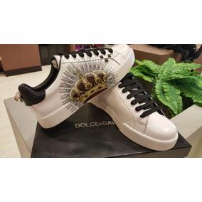 Tenis D&g Dolce & Gabbana Envió Gratis