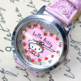 Reloj Hello Kitty Rosa