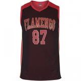 1c69ef4847 Camiseta Regata Flamengo Braziline no Mercado Livre Brasil