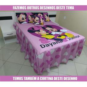 fdbc6fc92a Colcha Mickey King Size - Roupa de Cama no Mercado Livre Brasil