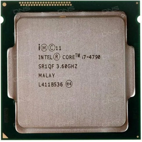 Procesador Intel Core I7-4790 De 3.60ghz