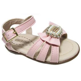 40922ac226dda Sandalia Para Bebe Menina Numero 18 - Calçados