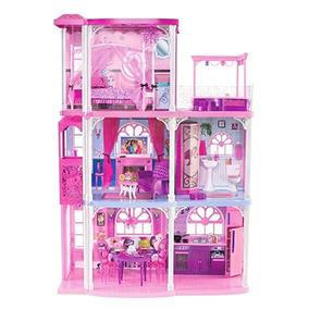 Casa De Barbie Grande Juegos Y Juguetes En Mercado Libre Venezuela