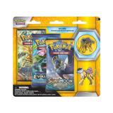 Cartas Pokemon Raikou Legendary Beasts Collectors Pin Pack